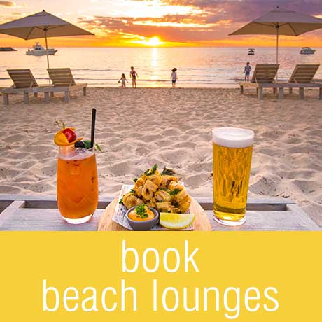 book our beach lounges