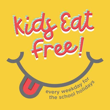 Kids Eat Free on the Holidays