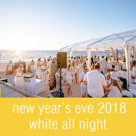 NYE 2018 - White all Night