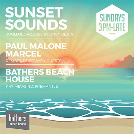 Sunset Sounds - Sunday Session Fremantle